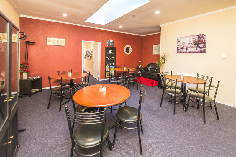wanganui accommodation - Dining