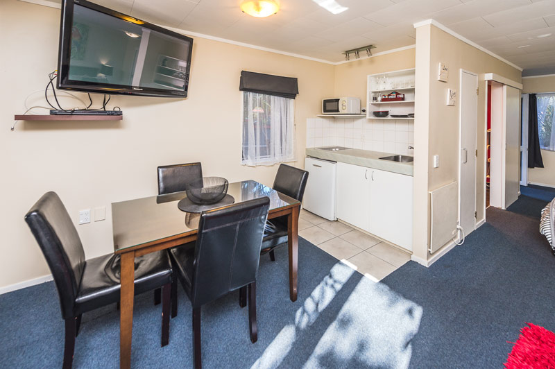 accommodation Wanganui superior-suite-kitchenette
